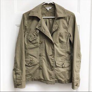 CAbi Khaki Jacket